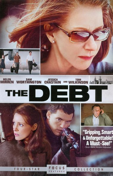 The Debt (2010) BluRay Dual Audio [Hindi DD5.1 & English] 1080p / 720p / 480p x264 HD | Full Movie