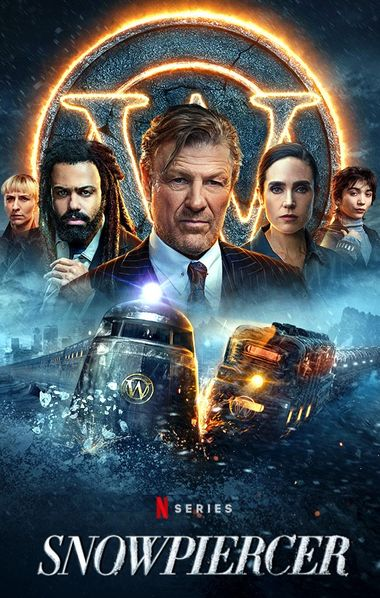 Snowpiercer (Season 2) WEB-DL Dual Audio [Hindi DD5.1 & English] 720p 10Bit HEVC [Episode 4 Added] | NetFlix Series