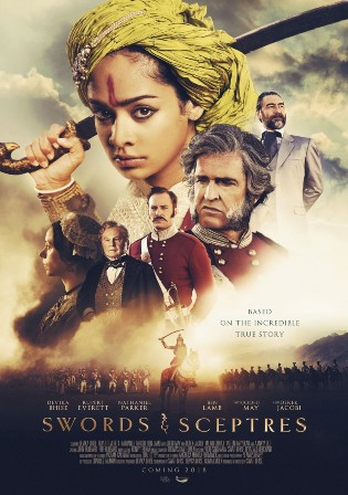 The Warrior Queen of Jhansi 2019 WEB-DL 300Mb English 480p ESubs