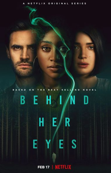 Behind Her Eyes (Season 1) WEB-DL Dual Audio [Hindi DD5.1 & English] 720p / 480p / 10Bit HEVC [ALL Episodes] | NF Series