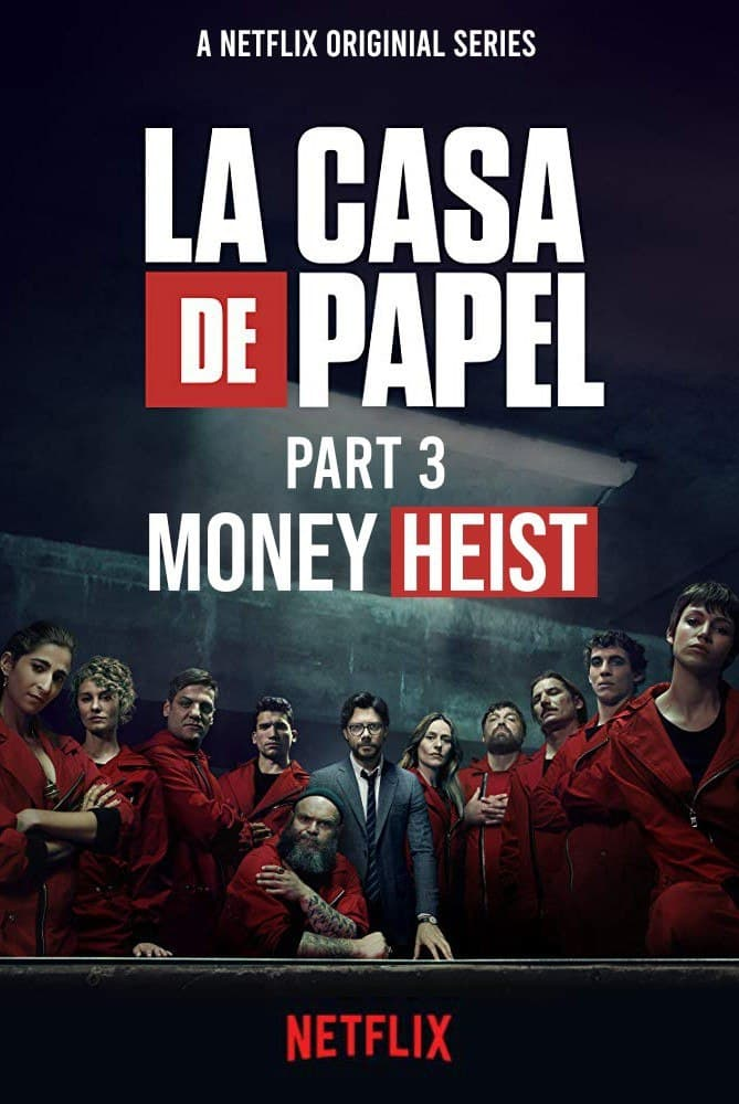 Money Heist (Season 3) WEB-DL Dual Audio [Hindi DD5.1 & English] 1080p 720p 480p x264/10Bit HEVC [ALL Episodes] | NF Series