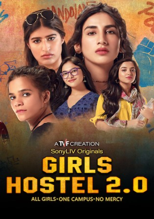 Girls Hostel 2021 WEB-DL 450MB Hindi Complete S02 Download 480p