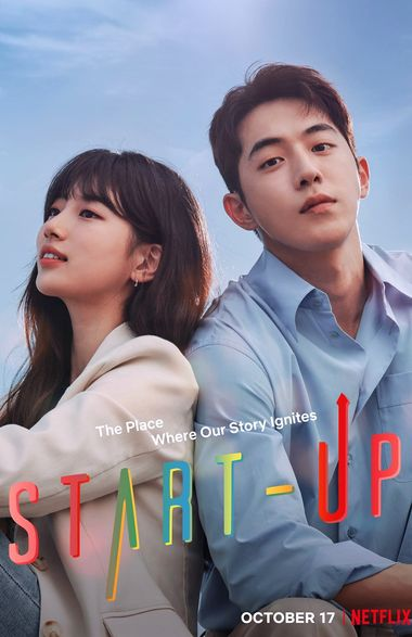 Start-Up (Season 1) WEB-DL Dual Audio [Hindi (ORG 2.0) & Korean] 720p 10Bit HEVC [ALL Episodes] | NF Series