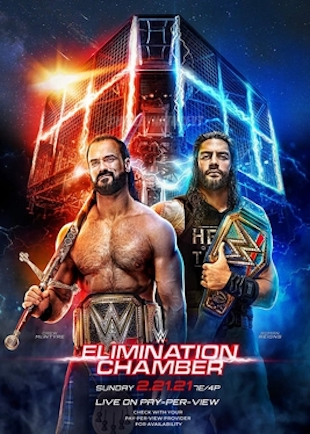 WWE Elimination Chamber 2021 PPV WEBRip 720p x264 | Full Show