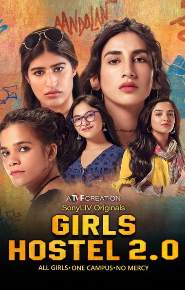 Girls Hostel (Season 2) Hindi WEB-DL 720p x264 HD | ALL Episodes [SonyLiv Series]