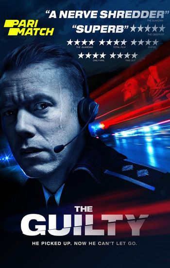 The Guilty (2018) Hindi BluRay 720p Dual Audio [Hindi (Dubbed) + Dutch] HD | Full Movie