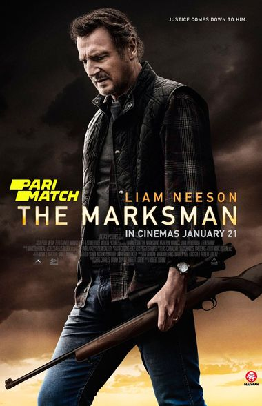 The Marksman (2021) HDCAM [Hindi (CAM-Clean)+ English] 720p & 480p Dual Audio x264 | Full Movie