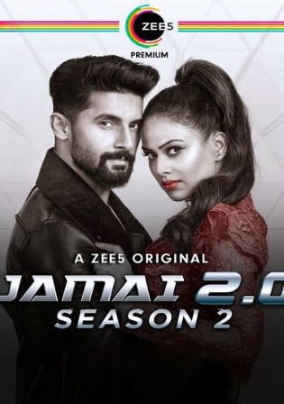 Jamai 2021 WEB-DL 700MB Hindi Complete S02 Download 480p