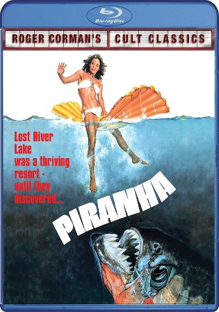 Piranha 1978 BluRay 300Mb Hindi Dual Audio 480p