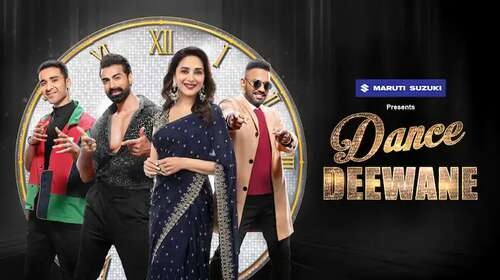 Dance Deewane 3 HDTV 480p 270Mb 27 February 2021
