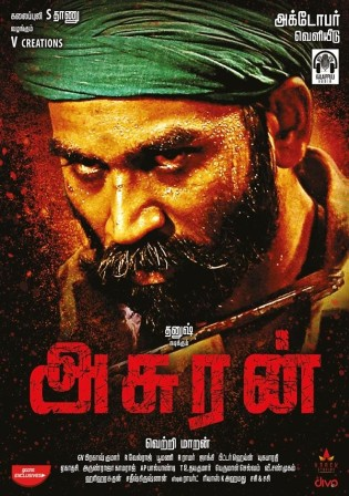 Asuran 2019 HDRip 1GB UNCUT Hindi Dual Audio 720p Watch Online Full Movie Download bolly4u