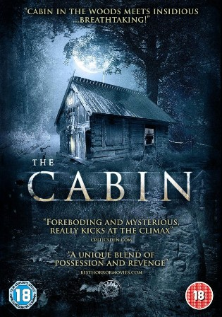 The Cabin 2018 WEBRip 300Mb Hindi Dual Audio 480p