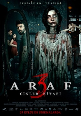 Araf 3 Cinler Kitabi 2019 WEB-DL 700Mb Hindi Dual Audio 720p
