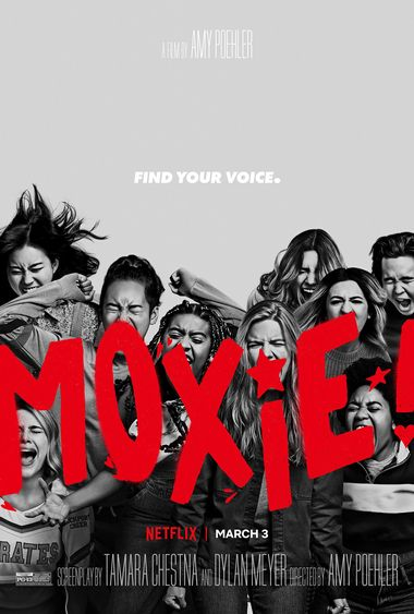 Moxie (2021) WEB-DL Dual Audio [Hindi DD5.1 & English] 1080p / 720p / 480p x264 HD | Full Movie