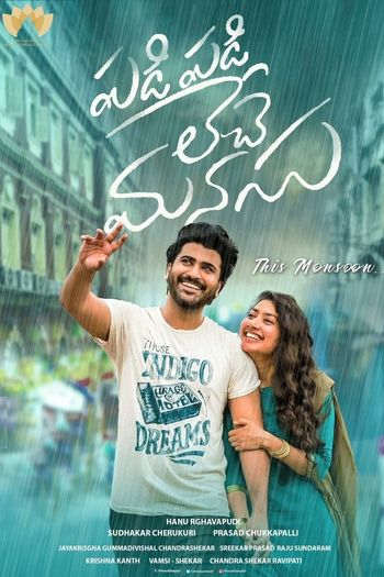 Padi Padi Leche Manasu (2018) UNCUT WEB-DL Dual Audio [Hindi (ORG 2.0) & Telugu] 720p 480p x264 HD | Full Movie