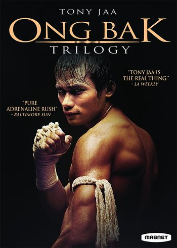 Ong-bak Trilogy BluRay Dual Audio [Hindi & English] 720p x264 HD | Full Movies Collection