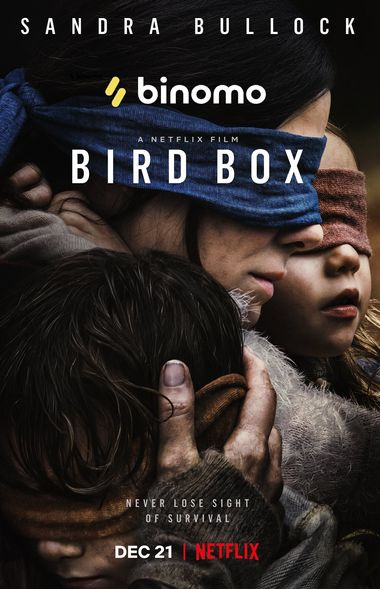 Bird Box (2018) WEB-DL Dual Audio [Hindi (HQ Dubbed) & English] 1080p / 720p / 480p [with ADS!] HD | Full Movie