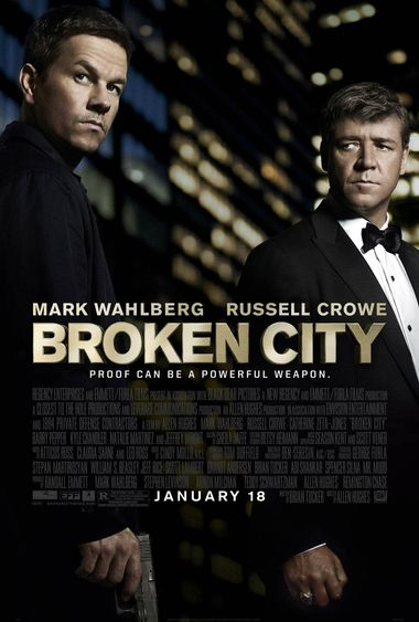 Broken City (2013) BluRay Dual Audio [Hindi 2.0 & English] 1080p / 720p / 480p x264 HD | Full Movie