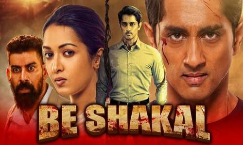 Be Shakal 2021 HDRip 350MB Hindi Dubbed 480p Watch Online Full Movie Download bolly4u