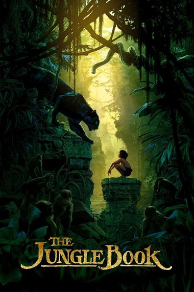 The Jungle Book (2016) BluRay Dual Audio [Hindi (ORG 5.1) & English] 720p & 480p x264 HD | Full Movie
