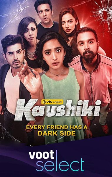 [18+] Sumer Singh Case Files: Kaushiki (Season 1) Hindi WEB-DL 1080p & 720p [HEVC/ESub] HD | ALL Episodes