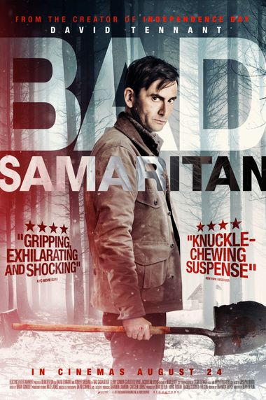 Bad Samaritan (2018) BluRay Dual Audio [Hindi 2.0 & English] 1080p / 720p / 480p x264 HD | Full Movie