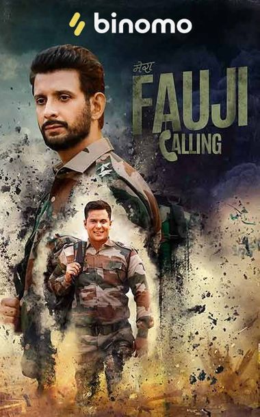 Fauji Calling (2021) Hindi HQ PRE-DVD 1080p 720p & 480p x264 [HD-CamRip] | Full Movie