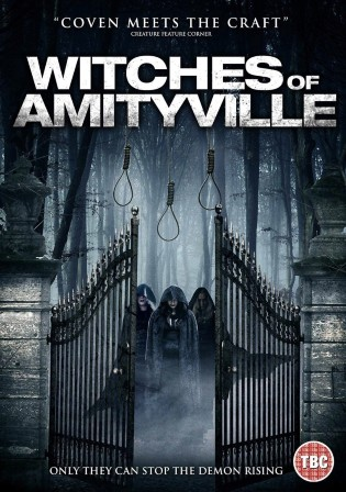 Witches Of Amityville Academy 2020 WEBRip 300Mb Hindi Dual Audio 480p
