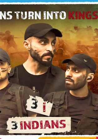3I 3 Indians 2020 WEB-DL 400Mb Hindi 480p Watch Online Full Movie Download bolly4u