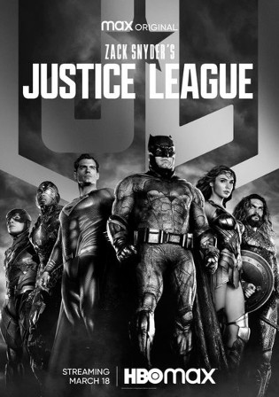 Zack Snyders Justice League 2021 WEB-DL 700Mb English 480p ESubs