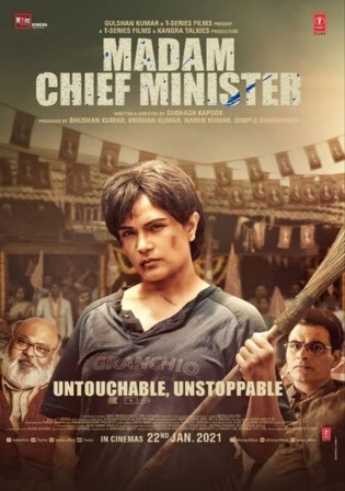 Madam Chief Minister 2020 WEB-DL 850Mb Hindi Movie Download 720p Watch Online Free bolly4u
