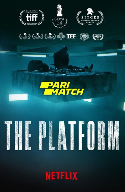 The Platform (2019) Hindi (HQ Dubbed) WEB-DL 1080p / 720p / 480p [with ADS!] x264 HD | Full Movie