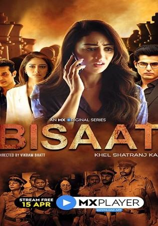 Bisaat 2021 WEB-DL 700Mb Hindi S01 Download 480p Watch Online Free Download bolly4u