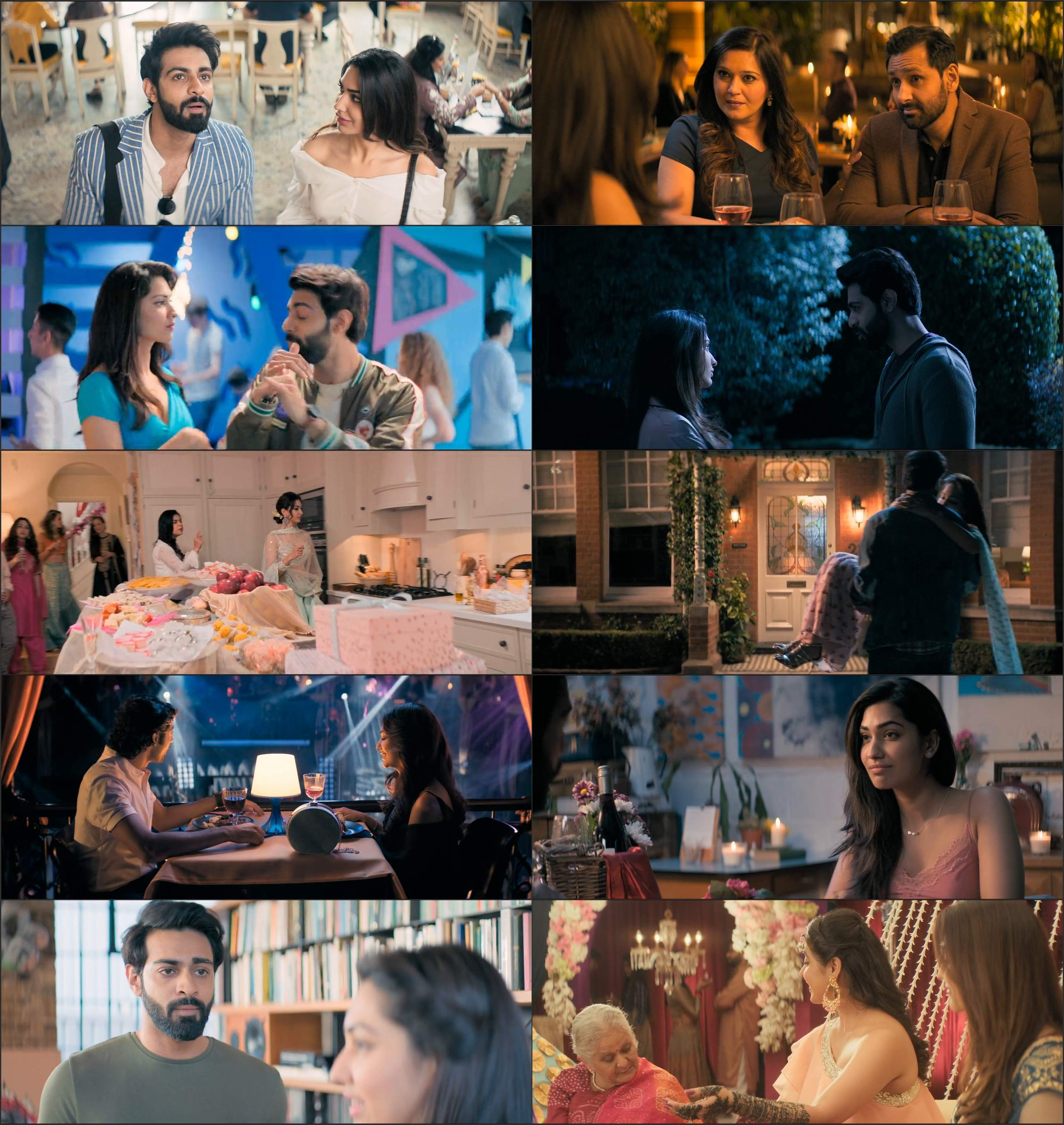 Download Tuesdays and Fridays (2021) Hindi Movie Web DL