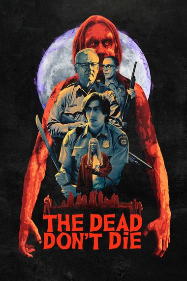 The Dead Don't Die (2019) Hindi BluRay Dual Audio [Hindi (ORG DD5.1) & English] 720p / 480p x264 HD | Full Movie
