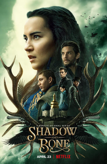 Shadow And Bone (Season 1) WEB-DL Dual Audio [Hindi DD5.1 & English] 720p & 480p x264/10Bit HEVC [ALL Episodes] | NF Series