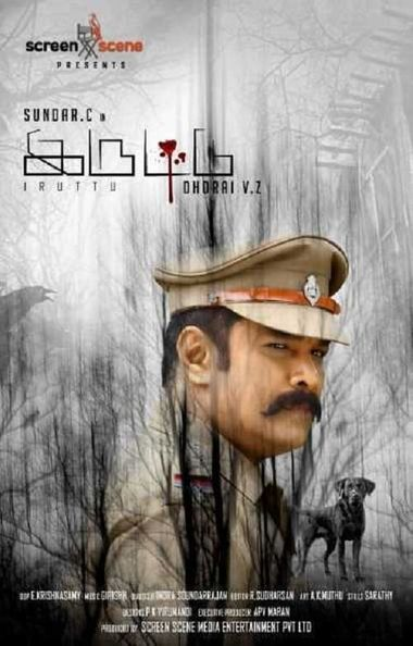 Iruttu (2019) UNCUT WEB-DL Dual Audio [Hindi (ORG 2.0) & Tamil] 1080p 720p & 480p x264 HD | Full Movie