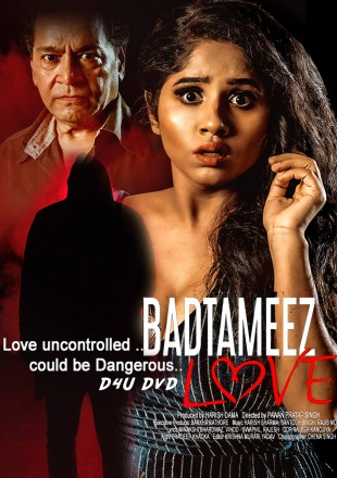 Badtameez Love 2021 WEB-DL 850MB Hindi Movie Download 720p Watch Online Free bolly4u