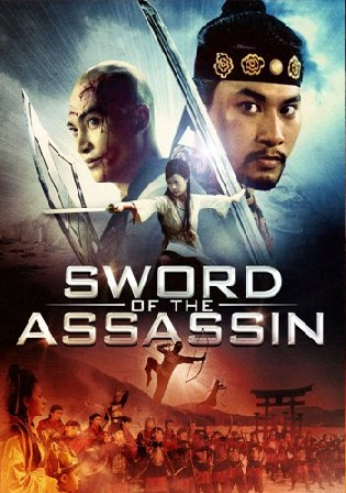 Sword of the Assassin 2012 BluRay 950MB Hindi Dual Audio 720p