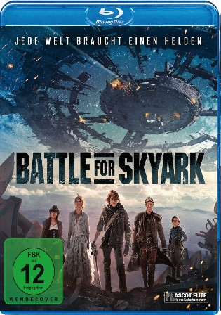 Battle for Skyark 2015 BluRay 800Mb Hindi Dual Audio 720p