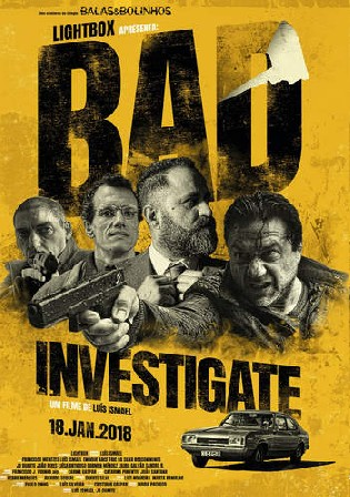 Bad Investigate 2018 WEB-DL 950Mb Hindi Dual Audio 720p