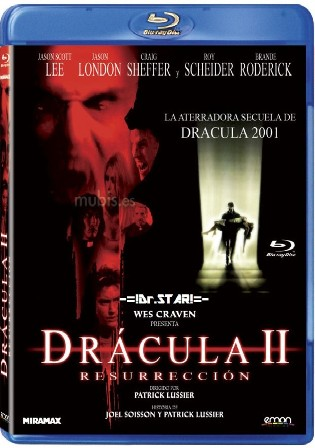 Dracula 2 Ascension 2003 BRRip 650Mb Hindi Dual Audio 720p