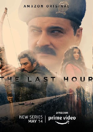 The Last Hour 2021 WEB-DL 1.8Gb Hindi S01 Download 720p