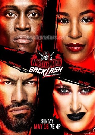 WWE Wrestlemania Backlash 2021 HDTV 550MB PPV 480p Watch Online Free Download bolly4u