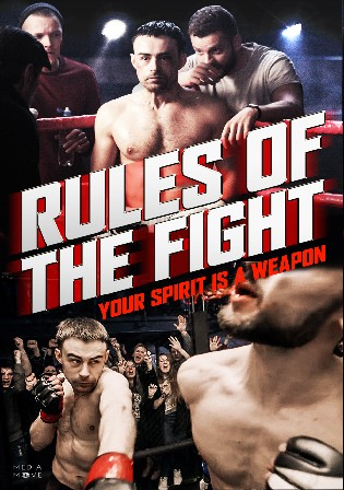 The Fight Rules 2017 WEBRip 270Mb Hindi Dual Audio 480p