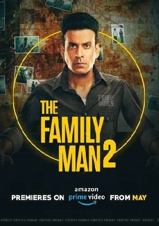 The Family Man 2021 WEB-DL 1.1Gb Hindi S02 Complete Download 480p