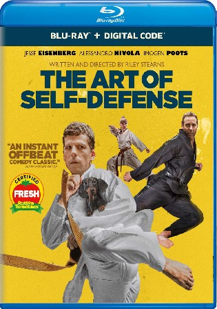 The Art of Self Defense 2019 WEB-DL 800MB Hindi Dual Audio ORG 720p Watch Online Full Movie Download Bolly4u
