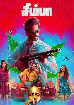 Simba 2019 HDRip 300Mb Hindi Dubbed ORG 480p Watch Online Full Movie Download bolly4u
