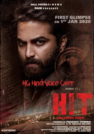 HIT The First Case 2020 WEB-DL 999MB UNCUT Hindi HQ VO Dual Audio 720p