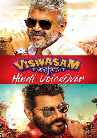 Viswasam 2019 WEB-DL 500MB Hindi VoiceOver Dual Audio 480p Watch Online Full Movie Download  bolly4u